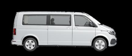 Volkswagen Transporter huren