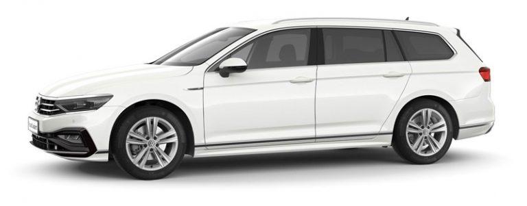 Volkswagen Passat huren