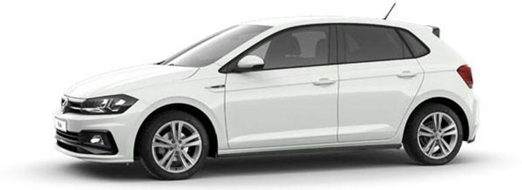Volkswagen Polo huren
